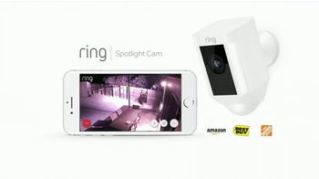 Ring Spotlight Cam TV Spot, 'Bill' Featuring Shaquille O'Neal - Thumbnail 10