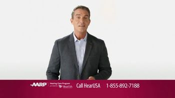 AARP Hearing Care Program TV Spot, 'The Time is Now' - Thumbnail 1
