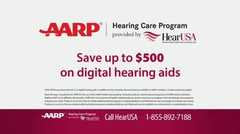 AARP Hearing Care Program TV Spot, 'The Time is Now' - Thumbnail 9