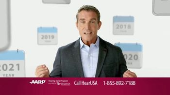 AARP Hearing Care Program TV Spot, 'The Time is Now' - Thumbnail 2