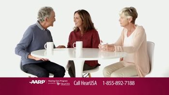 AARP Hearing Care Program TV Spot, 'The Time is Now' - Thumbnail 3