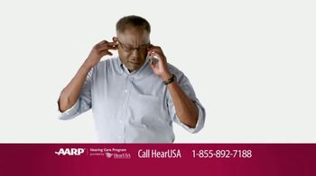 AARP Hearing Care Program TV Spot, 'The Time is Now' - Thumbnail 4