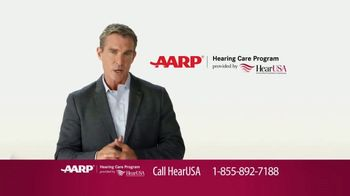 AARP Hearing Care Program TV Spot, 'The Time is Now' - Thumbnail 5