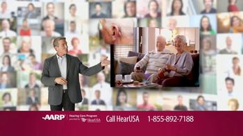 AARP Hearing Care Program TV Spot, 'The Time is Now' - Thumbnail 7