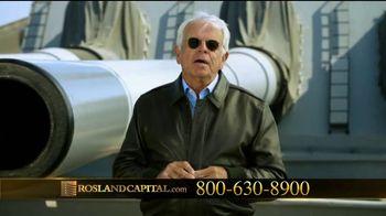 Rosland Capital TV Spot, 'Safer With Gold: Mercury Dime' Ft. William Devane
