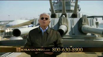 Rosland Capital TV Spot, 'Safer With Gold: Mercury Dime' Ft. William Devane - Thumbnail 6