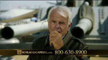 Rosland Capital TV Spot, 'Safer With Gold: Mercury Dime' Ft. William Devane - Thumbnail 8