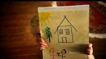Values.com TV Spot, 'Caring: Pass It On' Song by Bryan Adams - Thumbnail 4