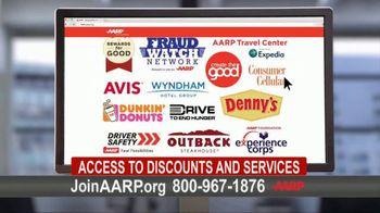 AARP TV Spot, 'Discounts, Deals, and Advocacy' - Thumbnail 7