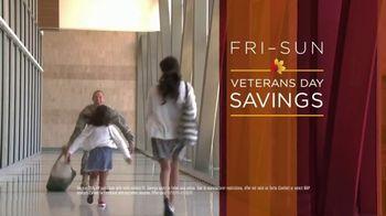 Mattress Firm 72 Hour Sale TV Spot, 'Veterans Day Savings'