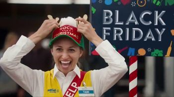 Walmart Black Friday TV Spot, 'You Ain't Seen Nothing Yet'