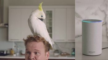 Amazon Echo TV Spot, 'Alexa Moments: Mr. Feathers' - 855 commercial airings