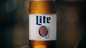 Miller Lite Steinie Bottle TV Spot, 'Dressed Up' - Thumbnail 1