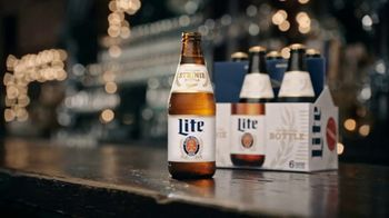 Miller Lite Steinie Bottle TV Spot, 'Dressed Up' - Thumbnail 8