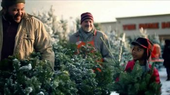 The Home Depot TV Spot, 'Holidays: Projection Lighting' - 890 commercial airings