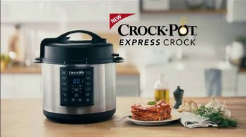 Crock-Pot Express Crock TV Spot, 'Dinnertime Anywhere' - Thumbnail 5