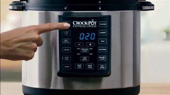 Crock-Pot Express Crock TV Spot, 'Dinnertime Anywhere' - Thumbnail 1