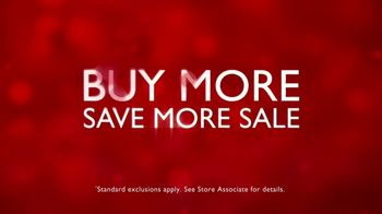 Fred Meyer Jewelers Buy More Save More Sale TV Spot, 'Create Holiday Joy' - Thumbnail 8