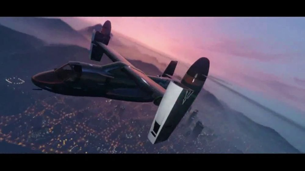 Grand Theft Auto Online: The Doomsday Heist TV Commercial, 'The Apocalypse'  - Video