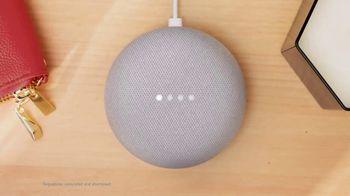 Google Home Mini TV Spot, 'Shopping' - Thumbnail 6