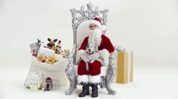 PetSmart TV Spot, 'Free Photo With Santa: Pet Holiday Treats'