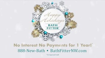 Bath Fitter TV Spot, '2017 Holidays: Tasha' - Thumbnail 9