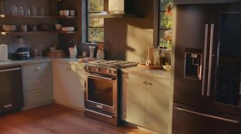 KitchenAid Black Stainless Collection TV Spot, 'Ambition'