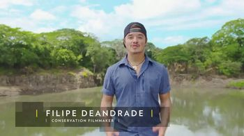 National Geographic TV Spot, 'Save Big Cats: Tiger' Feat. Filipe DeAndrade - Thumbnail 1