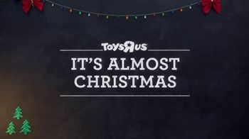 Toys R Us TV Spot, 'Almost Christmas: Cozmo and Nerf' - Thumbnail 1