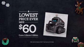 Toys R Us TV Spot, 'Almost Christmas: Cozmo and Nerf'