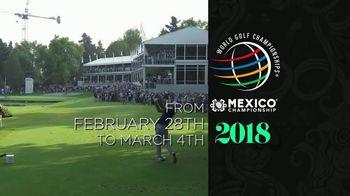 PGA TOUR 2018 World Golf Championships TV Spot, 'Chapultepec Golf Club' - Thumbnail 2