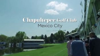 PGA TOUR 2018 World Golf Championships TV Spot, 'Chapultepec Golf Club' - 21 commercial airings