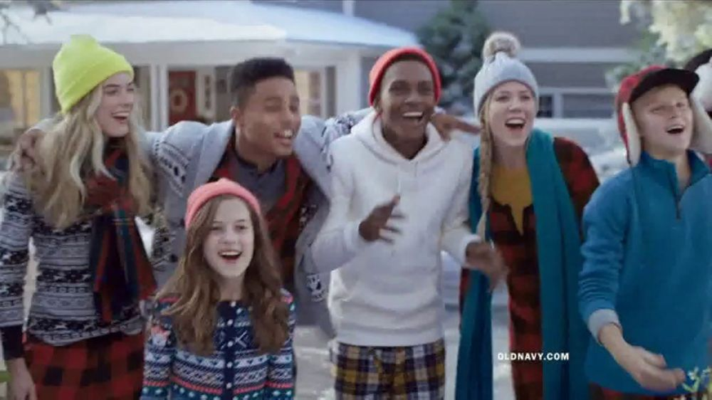Old Navy TV Commercial, \'Jingle Jammies Jam\' - iSpot.tv