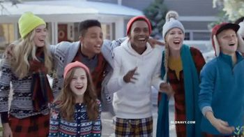 Old Navy TV Spot, 'Jingle Jammies Jam'