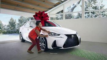 Lexus December to Remember Sales Event TV Spot, 'Dancer' [T2] - 2681 commercial airings