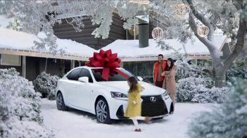 Lexus December to Remember Sales Event TV Spot, 'Dancer' [T2] - Thumbnail 5