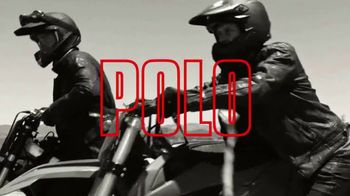 Ralph Lauren Polo Red Extreme TV Spot, 'Motocross' Song by Franz Ferdinand