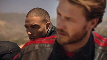 Ralph Lauren Polo Red Extreme TV Spot, 'Motocross' Song by Franz Ferdinand - Thumbnail 8