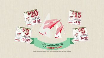 Meijer TV Spot, 'Santa Bucks: Star Wars' - Thumbnail 4