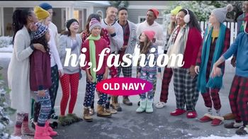 Old Navy TV Spot, 'Villancicos en pijamas' [Spanish]