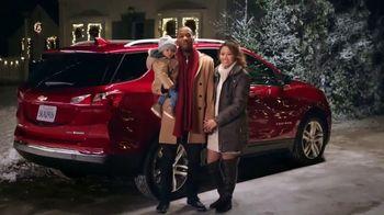 Chevy Employee Discount for Everyone TV Spot, 'Happy Holidays: Malibu'