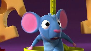 Mouse Trap TV Spot, 'Mouse-Trapping Fun' - Thumbnail 2