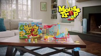 Mouse Trap TV Spot, 'Mouse-Trapping Fun' - Thumbnail 9
