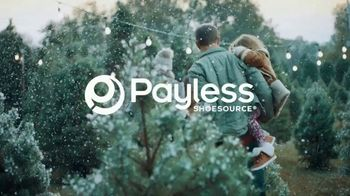 Payless Shoe Source TV Spot, 'Holiday Family Footwear' - Thumbnail 1