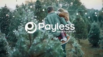 Payless Shoe Source TV Spot, 'Holiday Family Footwear' - Thumbnail 2