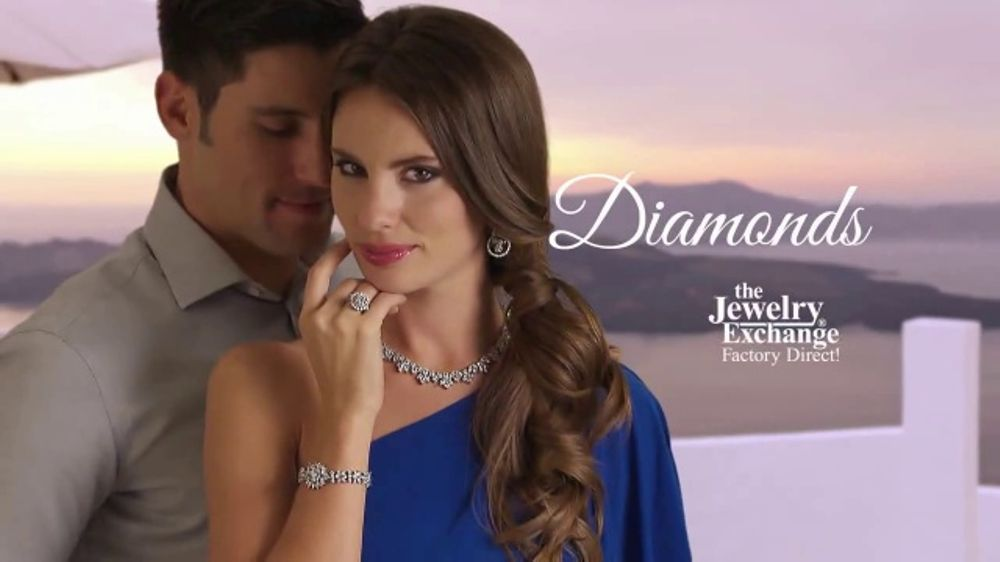 Jewelry Exchange Tv Commercial White Si Quality Diamonds Ispot Tv