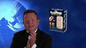 The Clapper TV Spot, 'World-Class Clapper Kent French'