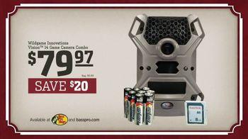 Bass Pro Shops Christmas Sale TV Spot, 'Game Camera Combo' - Thumbnail 8