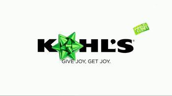 Kohl's TV Spot, 'Give Joy, Get Joy: Active and Wellness Gifts' - Thumbnail 9