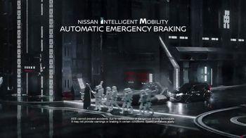 Nissan Rogue TV Spot, 'Rogue Dark Side' [T2] - Thumbnail 5